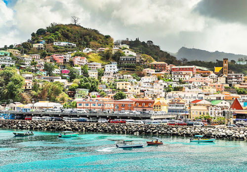 Napfényes szigetek: Grenada