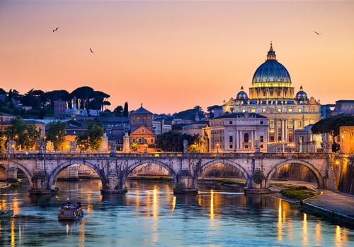 Római vakációk (I. rész)