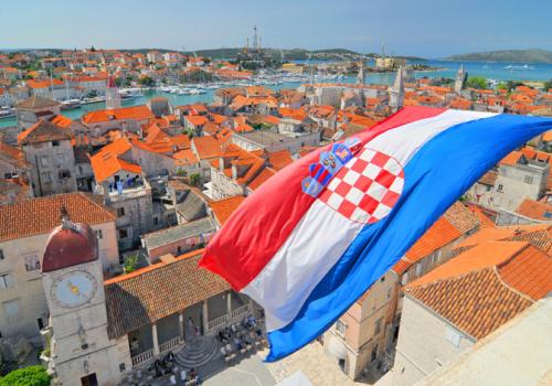 Harmadára csökkent a Horvátországba látogató magyarok száma tavaly