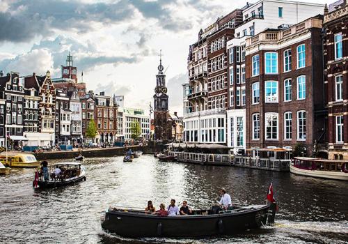 Körutazások Európában: a Benelux-államok