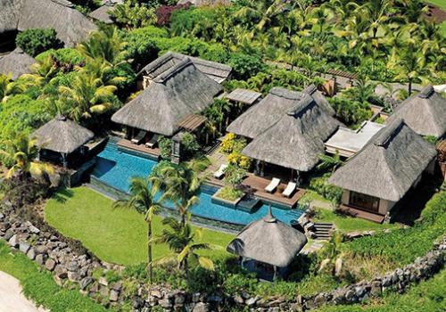 Szállások Mauritiuson: Shanti Maurice Resort & Spa 5*