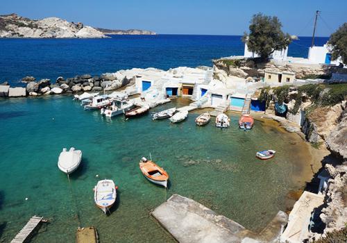 Görögország legjava: Milos