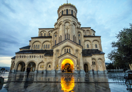 Grúzia, a borok hazája (1. rész)