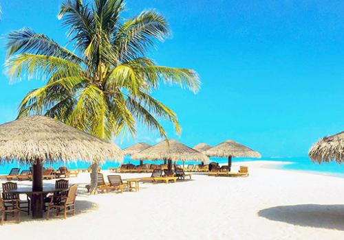 Szállások a Maldív-szigeteken: Palm Beach Resort