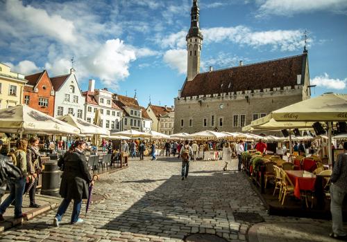 A Balti-tenger kincsei: Vilnius - Riga - Tallinn – Helsinki (2. rész)