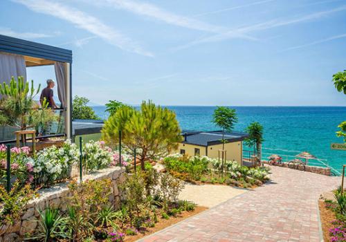 Szállások Horvátországban: Jezevac Premium Camping Resort