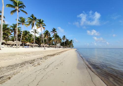 Tavaszi slágerlista: Punta Cana, Dominikai Köztársaság