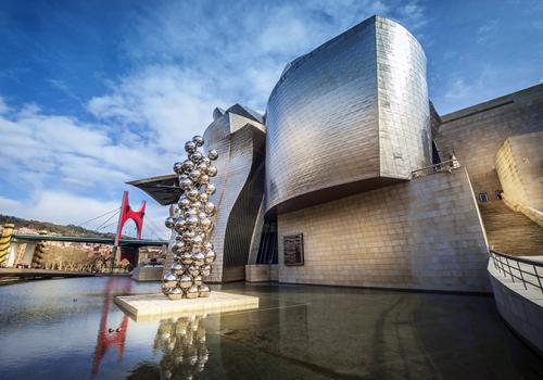 Spanyolország gyöngyszemei: Guggenheim Múzeum, Bilbao