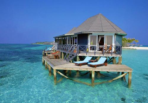 Szállások a Maldív-szigeteken: Kuredu Island Resort