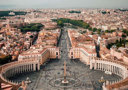Római vakációk (II. rész)