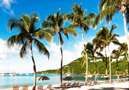 Napfényes szigetek: St. John-sziget, Amerikai Virgin-szigetek