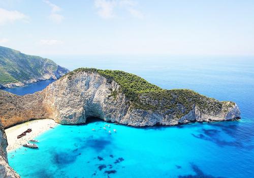 Bejárni a görög szigetvilágot: Zakynthos