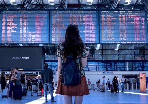 Kilencmilliárdnál is többen utaznak majd repülővel 2040-ben