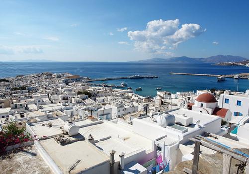 Görögország legjava: Míkonosz