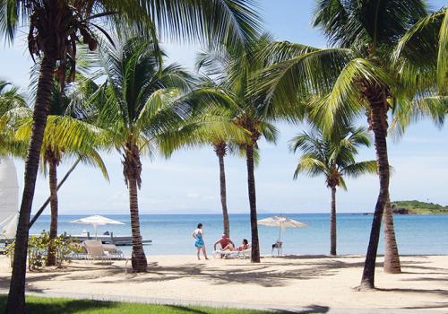 Napfényes szigetek: Antigua