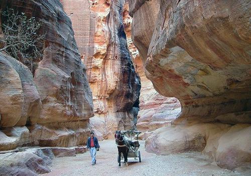 Egyiptomi kalandok: Petra hajóval és törökfürdő