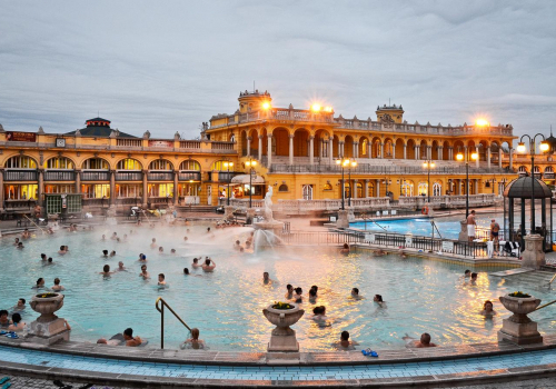 Több mint 5 millió vendég a budapesti fürdőkben