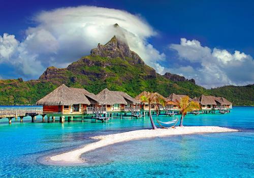 Napfényes szigetek: Tahiti