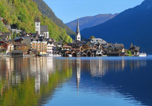 Az Alpok kincsei: Ausztria, Németország és Svájc