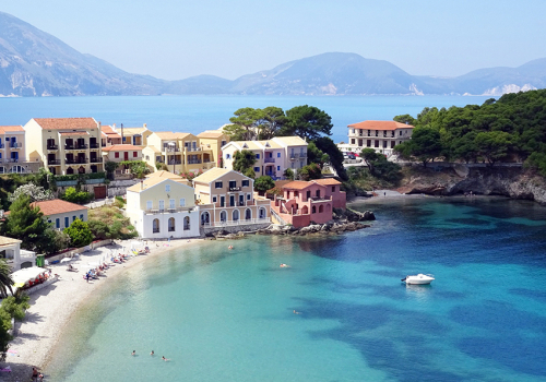 Bejárni a görög szigetvilágot: Kefalónia