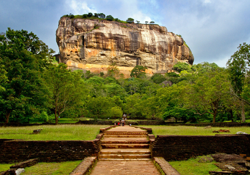 Srí Lanka kincsei: Sigiriya