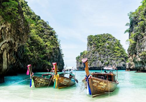 Varázslatos Thaiföld: a Phang Nga-öböl