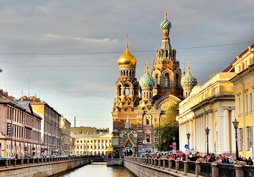 Észak Velencéje, Szentpétervár (1. rész)