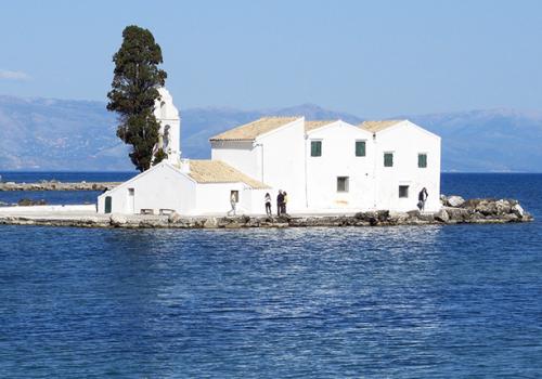 Bejárni a görög szigetvilágot: Korfu