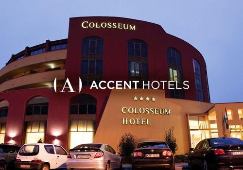 Colosseum Hotel, Mórahalom
