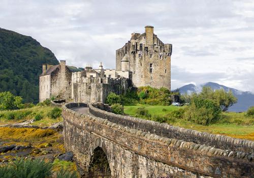 Körutazások Európában: Skócia földjén