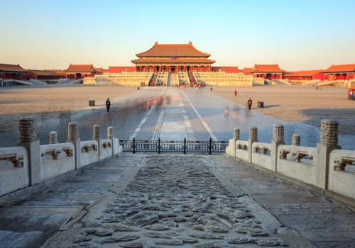 Május elsején nyitják újra Pekingben a Tiltott Várost