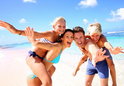 Családi nyaralás Egyiptomban