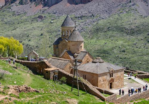 Noé földje: Örményország (1. rész)