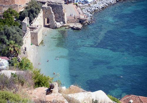 A Török Riviéra városai: Alanya