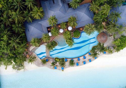 Szállások a Maldív-szigeteken: Royal Island Resort & Spa