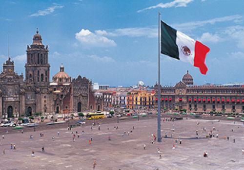 Viva la Mexico!