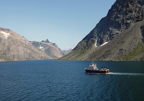 Északi utak: kalandok Grönland hómezőin