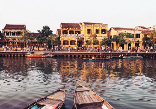 Felfedezni Vietnámot: Hoi An