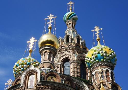 Ötcsillagos Szentpétervár