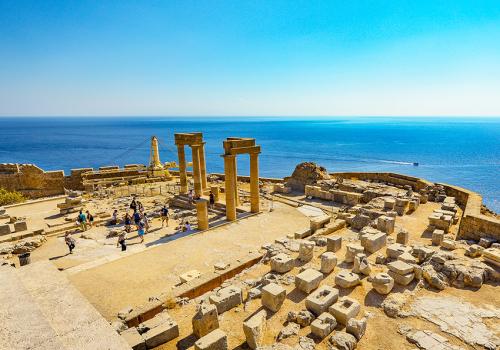 Bejárni a görög szigetvilágot: Rodosz