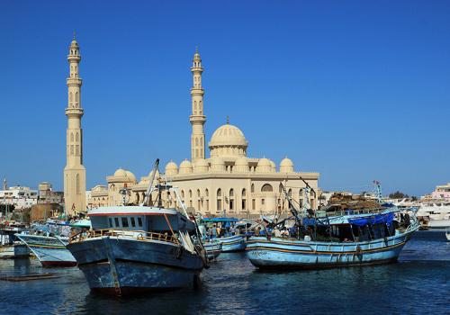 Egyiptom üdülőparadicsomai: Hurghada