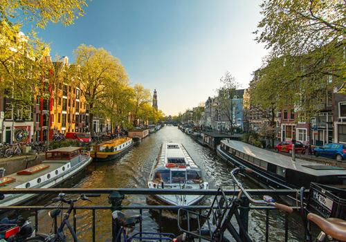 Hosszú hétvége Amszterdamban