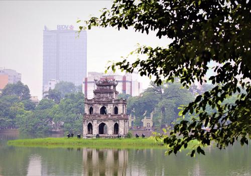 Felfedezni Vietnámot: Hanoi