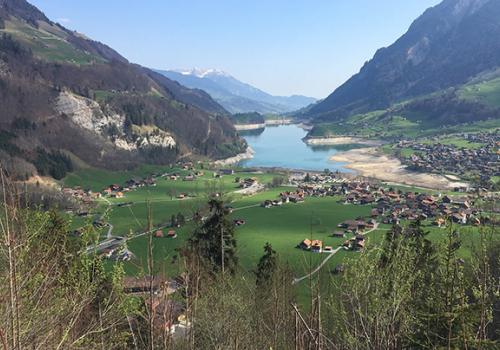 Helyek, amiket érdemes meglátogatni, mielőtt divatba jönnek: Lungern, Svájc