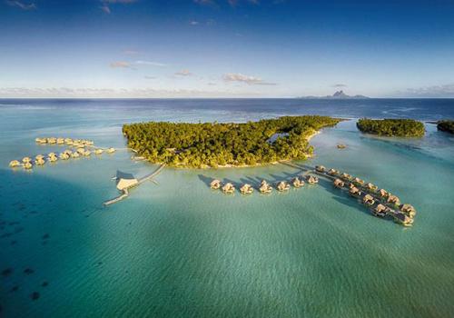 Szállások Francia Polinézián: Le Tahaa Island Resort & Spa 5*
