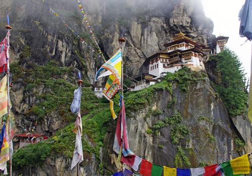 Helyek, amiket érdemes meglátogatni, mielőtt divatba jönnek: Bhután