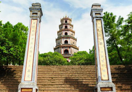 Felfedezni Vietnámot: Hue