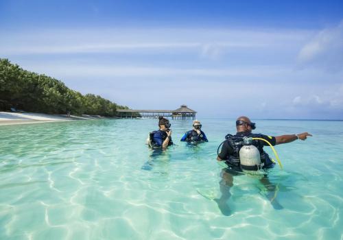 Maldív-szigetek: Reethi Beach Resort
