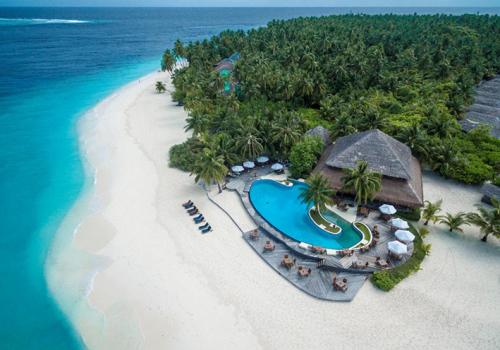 Maldív-szigetek: Filitheyo Island Resort