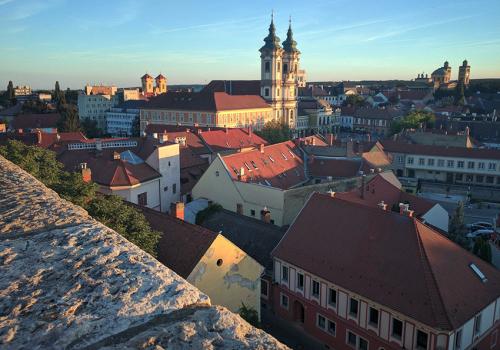 Eger nyerte az Év Turisztikai Települése címet